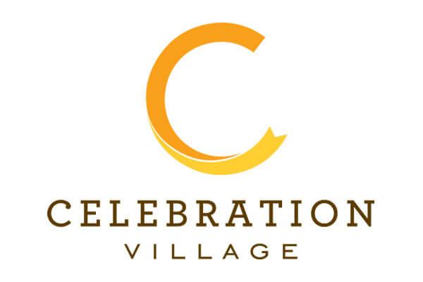Logo for Celebration Village